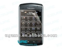 Transparent magnetic screen protection for Blackberry 9530