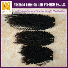 Hight quality products grade 5A tangle free and shed minimal wholesale virgin brazilian hair weave
