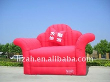 inflatable model sofa for advertising decoration