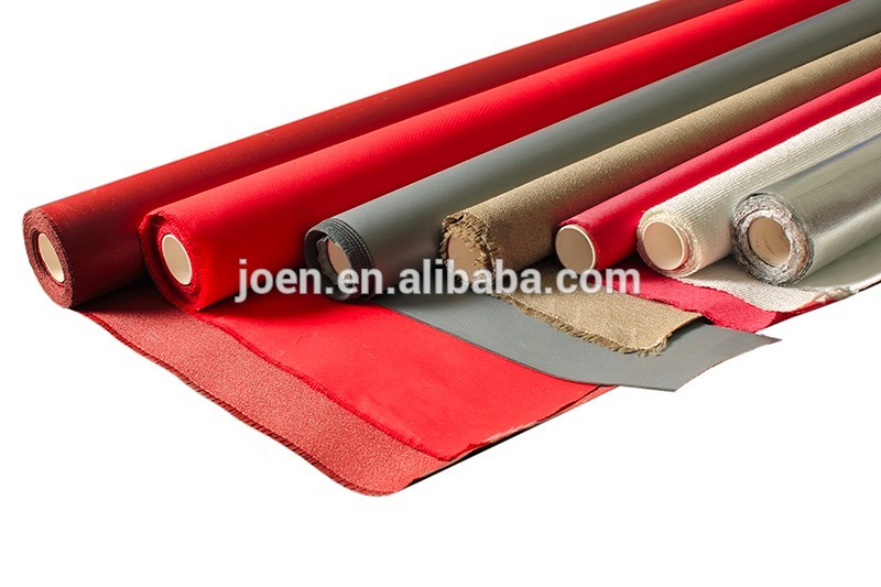 Cheap Aluminum foil/film laminated fiberglass cloth