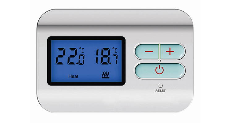 Room Digital Heating Temperature Controller Room Heater Thermostat With Temperature Control