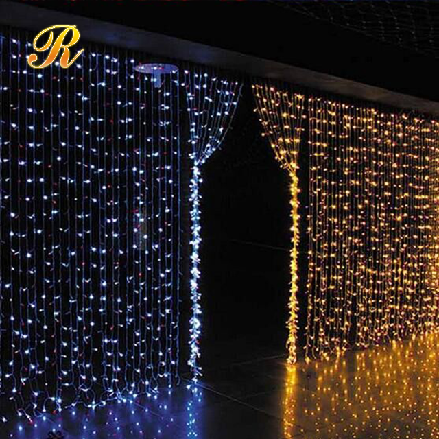 Cheap price garden decorative led curtain wall light from factory