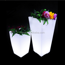 plastic vases and plant pots/led branch flower vase lights/lighted small flower vases illuminated flower pot