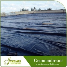 high density hdpe geomembrane industrial pond liner landfill design