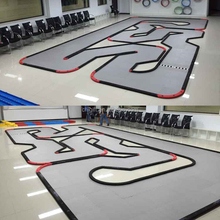 Newest deisign rc track for mini-z iwaver 1/28 rc car racing meeting
