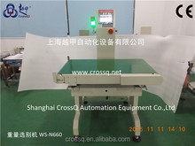 High quality 50kg check weigher/big size checking weighing machine