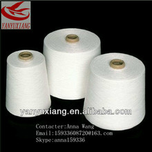 30s/1 polyester ring spun yarn auto coned for knitting