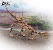 ABELL0054 Fantastic Movable Real Size Science Museum mammoth Skeleton Model