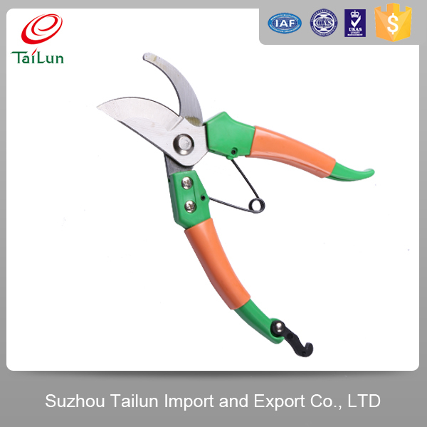 Rubber Cover Grip japanese bypass tree pruning shears