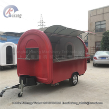 UKUNG Good Reputation Supplying Heavy Duty Commercial Food Carts