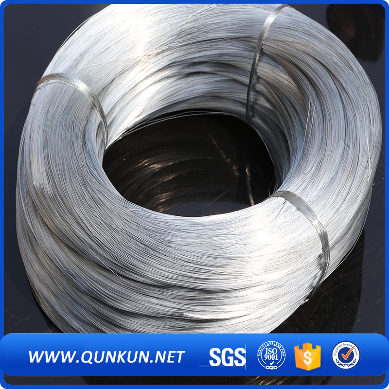 Multifunctional hot sales galvanized iron wire company
