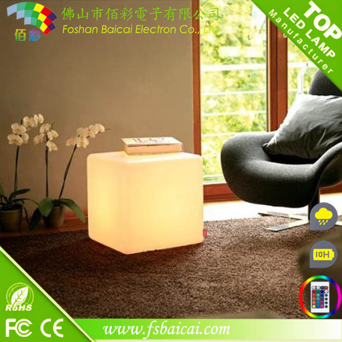LED small cube /LED light cube lighted / led cube