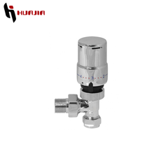 JH0947 thermostatic control valve thermostatic valve floor heating thermostatic radiator valve set
