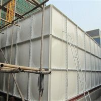 New style latest galvanized water pressure tank for sale