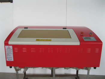 desktop laser engraving machine JSM6030lsct 600*300