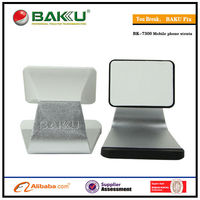 Hot sale baku new multi-angled mini portable aluminum micro-suction security mobile phone display stand(BK-7300)
