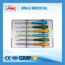 Small MOQ request Spine titanium orthopedic implants urology surgical instruments