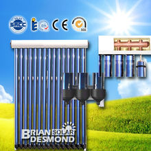 Best Quality Pressurized Vacuum Tube Sun Collector