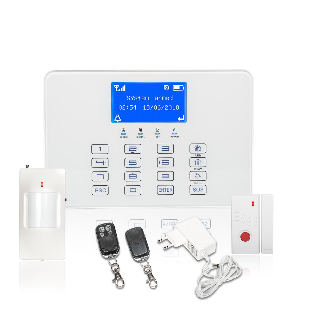 s1 best smart wireless home security gsm alarm system with mobiles1 best smart wireless home security gsm alarm system with mobile call, intelligent burglar alarm system