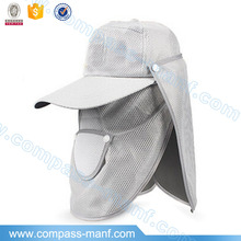 Fishing Cap with Ear and Neck Flap Cover - Outdoor Sun Protection