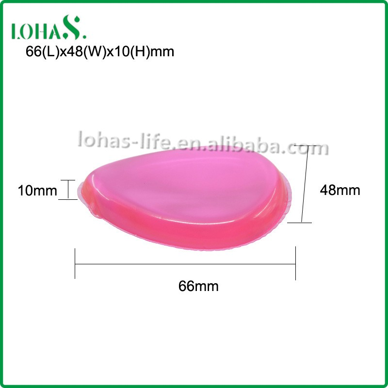 teardrop silicone transparent puff (5)_.jpg