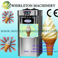 popular in the street sale soft ice cream making machinery 0086-18002172698