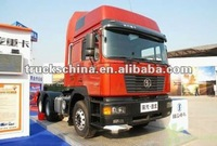 SHACMAN tractor truck/trailer head/prime mover 340hp