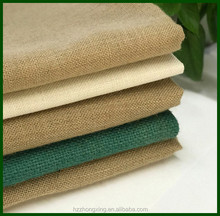 100% Natrual 11x11'' Jute hessian cloth for construction