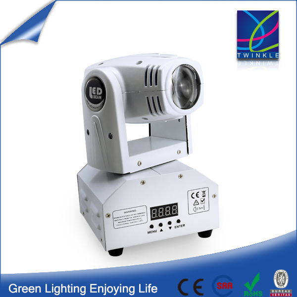 10W 4 in 1 quad led moving head beam/led stage light