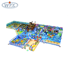 High quality wear resistance indoor playground business plan system for sale
