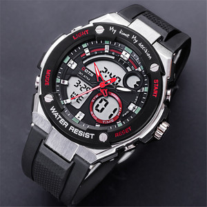 OTS New Style Sports Watches Waterproof Men Digital Quartz Watch Male Electronic Wristwatches Relogio MasculinoistWatches