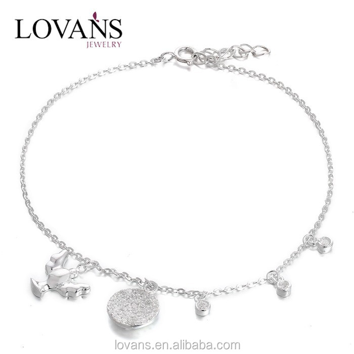 925 Sterling Silver Engraved Bracelet FB058