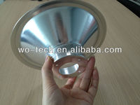 custom aluminum led reflector