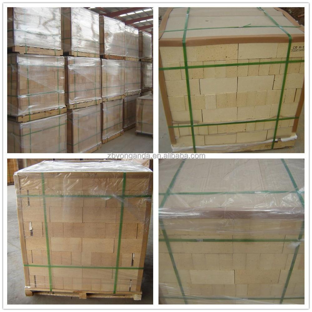 Acid slag resistant high alumina fire insulation brick for for Is insulation fire resistant