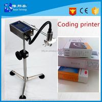 Automatic Carton Lot Code Number Coding Printer Machine