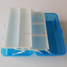 plastic storage box for office household outdoor