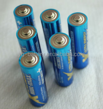 ULTRA ENERGY AA LR6 flash light digital battery
