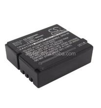 high quality 3.7V li-ion digital battery for aee SD20 for PNJ Cam AEE sport action camera