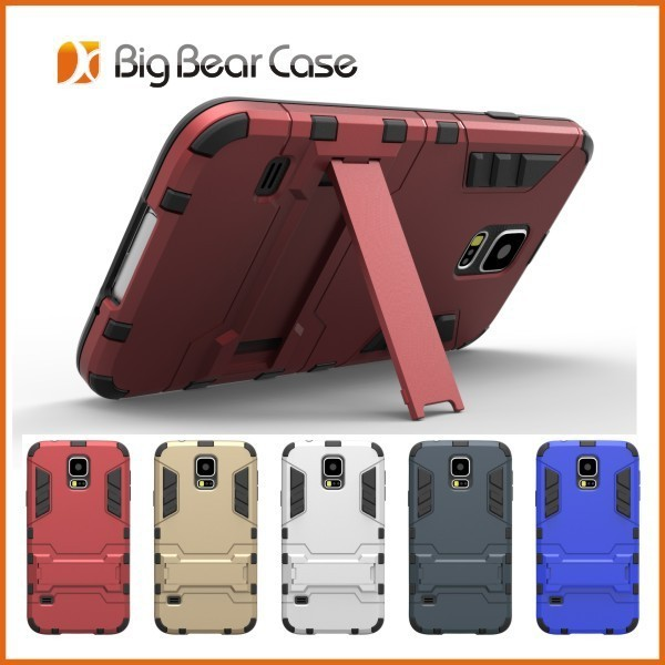Latest stand case for Samsung Galaxy S5 cover
