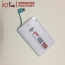 2017 New Promotional Gift Wholesale Itel Mobile Phones Power Bank Mobile 2600Mah OEM
