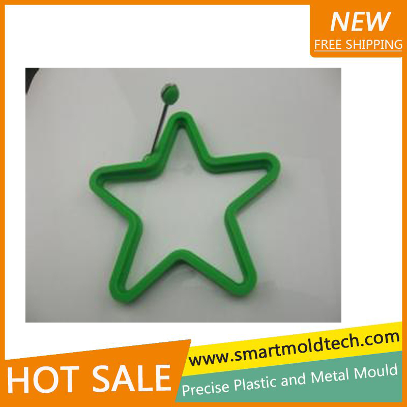 Customized design rubber ring silicone mold colorful production