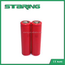 Sanyo super capacity 18650 Lithium ion battery cell Sanyo 3.7v 3400mah battery