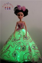Princess Craft Dolls to Dress / Color Changing Lovely Baby Dolls