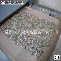 industrial microwave sunflower seeds/sesame seed dryer/roasting machine