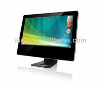 22 inch 3G/wifi lcd core i7 all in one pc tv touch screen for home/office