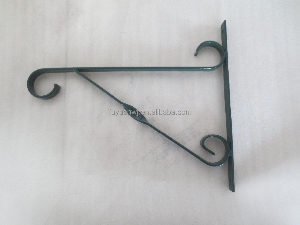 Metal Wall Hanging Basket Hooks Buy Hanging Basket Hooks