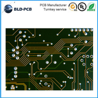 2mm thickness/ immersion gold PCB/ pcba assembly supplier