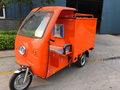 Good quality cargo electric tricycle for sale