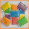colorful party powder