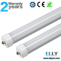 ELLY 1200mm 18w T8 led tube wiht good price China led tube (T8 LED LIGHT) with G13 base SAA CE TUV without bracket tube